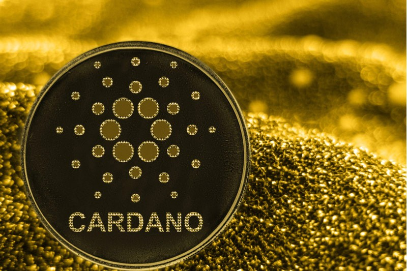 Cardano cryptocurrency surged 12%