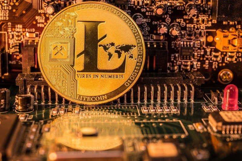 LightCoin cryptocurrency is up 12%