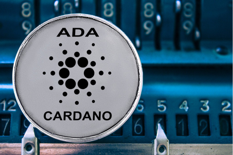 Cardano cryptocurrency down 11%
