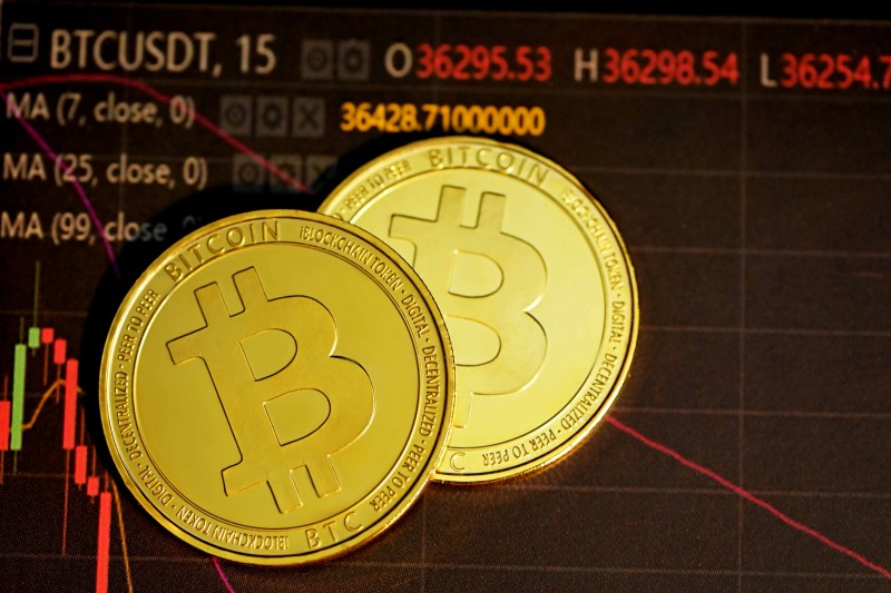 Potential default of Chinese real estate developer collapses markets, impacting bitcoin price