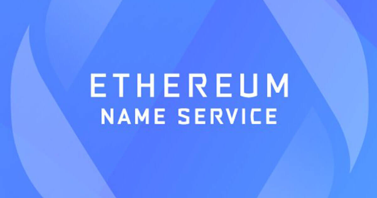 Developers have integrated DNS with Ethereum Name Service